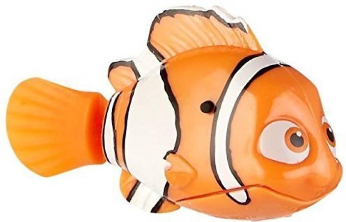 Robo Fish Finding Dory - Nemo Robotic Swimming Fish Bath Toy