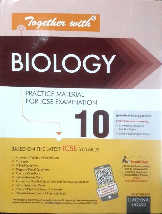 Together With Biology Class 10 Icse Pdf