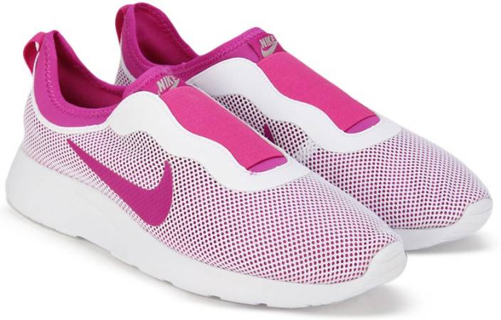 f10abda8dc1 Nike WMNS NIKE TANJUN SLIP Running Shoes For Women - Buy FIRE PINK ...