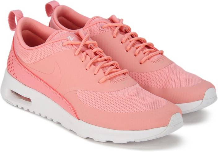 new style 01773 40cf9 Nike WMNS NIKE AIR MAX THEA Running Shoes For Women (White)