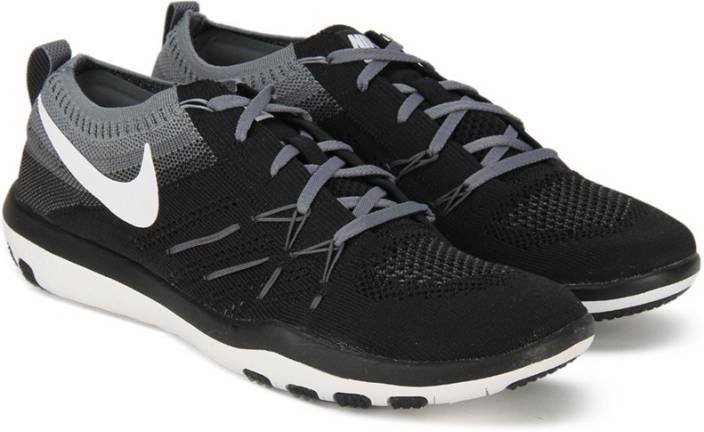 regard détaillé 9b08a 74b4f Nike W NIKE FREE TR FOCUS FLYKNIT Training & Gym Shoes For Women