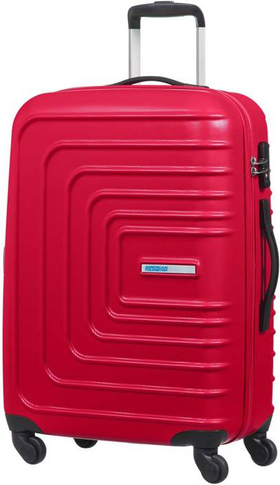 american tourister sunset square cabin luggage 22 inch