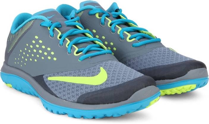 58ad012302ec6 Nike FS LITE RUN 2 Running Shoes For Men - Buy BLUE GRAPHITE VOLT ...