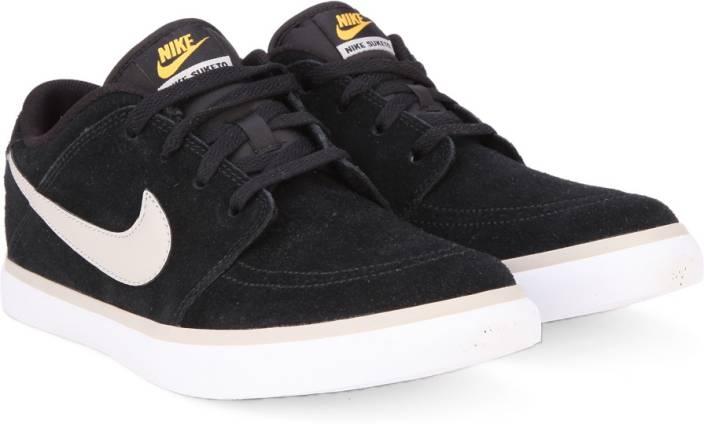 6e4e1e8ba6a4 Nike SUKETO LEATHER Sneakers For Men - Buy RIVER ROCK BLCK-JD STN ...