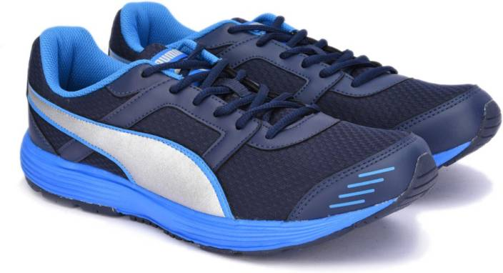 Puma Harbour Fashion DP Running Shoes For Men - Buy Peacoat-French ... cf1721ff3