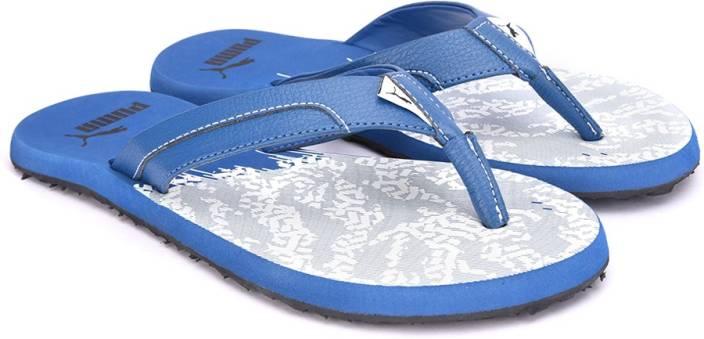 cde85646471 Puma Wrens II GU DP Flip Flops - Buy Royal Blue-Puma White-Puma Black Color Puma  Wrens II GU DP Flip Flops Online at Best Price - Shop Online for Footwears  ...