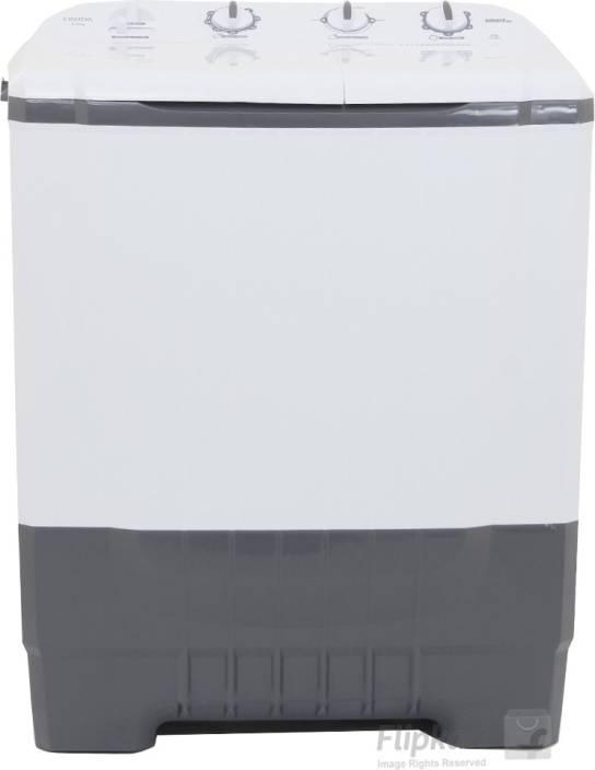Onida 6.8 kg Semi Automatic Top Load Washing Machine Grey