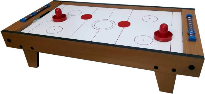 Wishkart Air Hockey Indoor Game Toy For Kids Two Player Senior