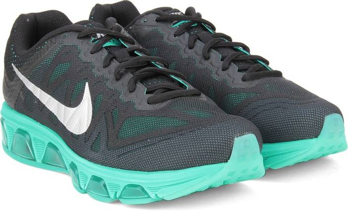 newest 68976 25bd7 Nike AIR MAX TAILWIND 7 Running Shoes For Men (Blue, Black)