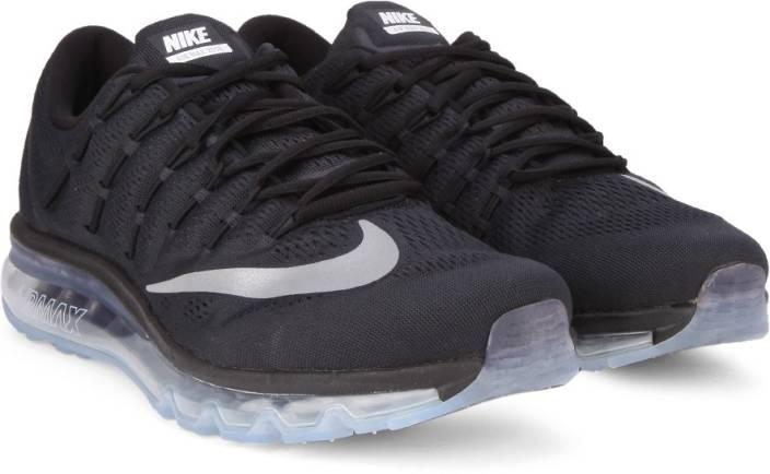 buy online 64fdd 118e5 Nike AIR MAX 201 Running Shoes For Men (Black, White)
