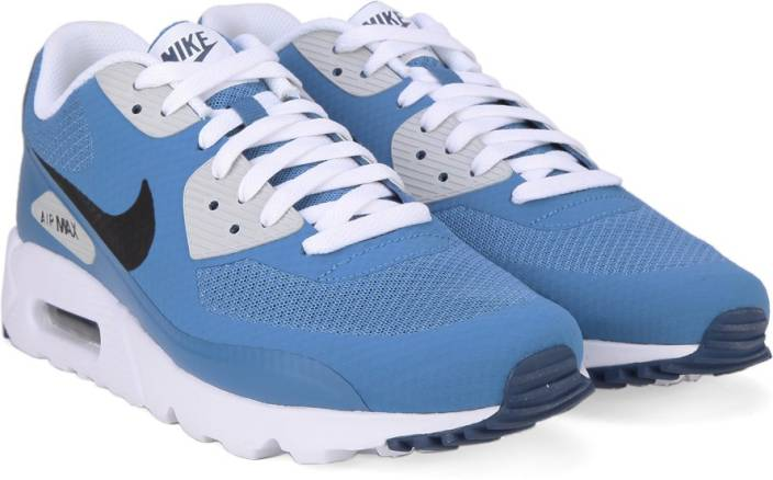 22bc4e21a6bf1f Nike AIR MAX 90 ULTRA ESSENTIAL Sneakers For Men - Buy Star Blue ...