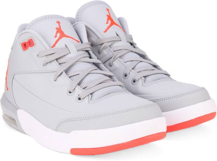 f91a525510b Nike JORDAN FLIGHT ORIGIN 3 Basketball Shoes For Men - Buy WOLF GREY ...