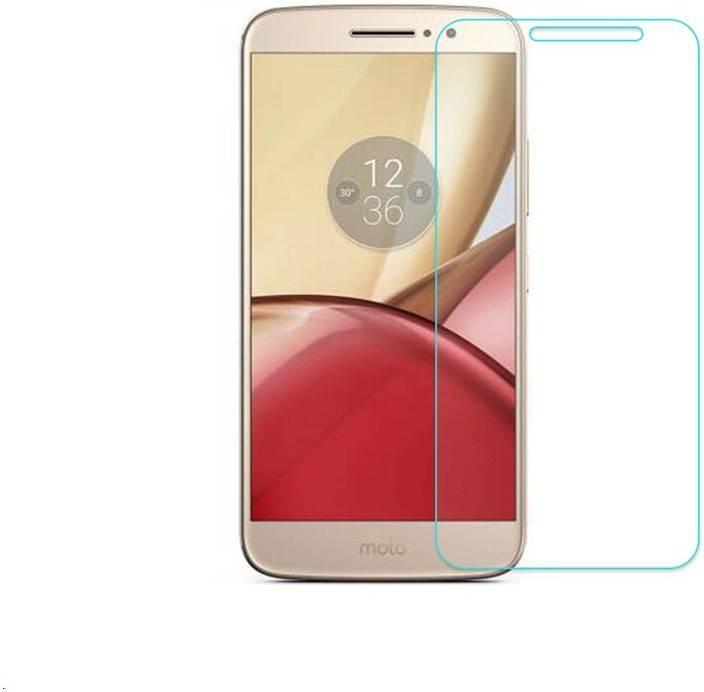 CLOROX Tempered Glass Guard for Motorola Moto E4 Plus