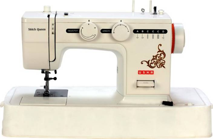 Usha Stitch Queen With Motor Electric Sewing Machine Price In India Stunning Usha Sewing Machine Service Center In Bangalore