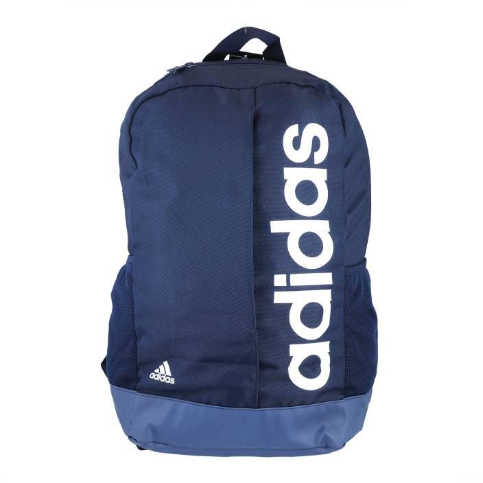 ADIDAS Lin Per Bp 22 L Backpack (Blue) 79687d37f760b