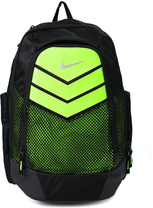 b72a0d09ed Nike Vapor Power Training 28 L Backpack Neon Green, Black - Price in ...