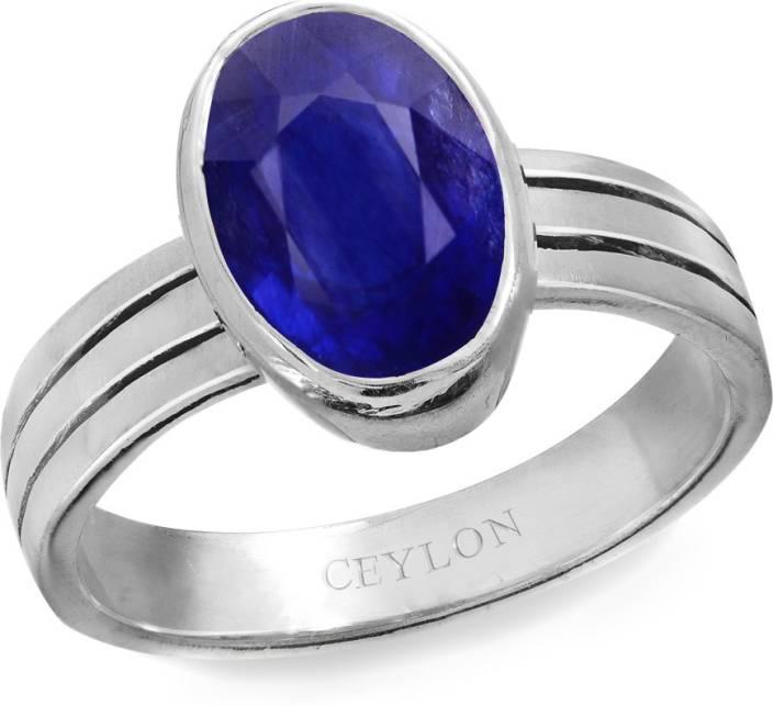 97d71372c484f Ceylon Gems Blue Sapphire Neelam 4.8cts or 5.25ratti stone Stunning ...