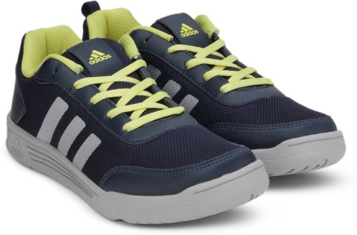 ADIDAS Boys & Girls Lace Running Shoes