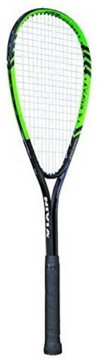 Nivia Attack Ti Squash racket full size G3 Strung