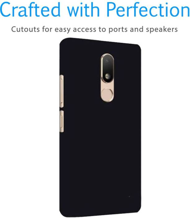Noise Back Cover for Motorola Moto M