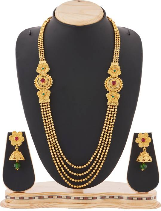 Reeva Fashion Jewellery Zinc Jewel Set