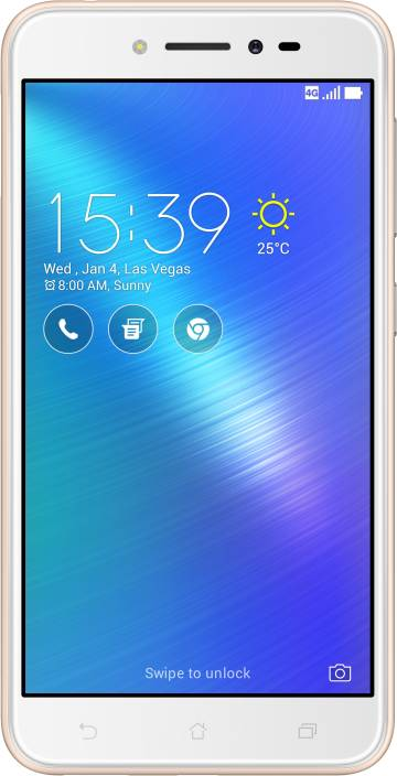 Asus Zenfone Live (Gold, 16 GB)
