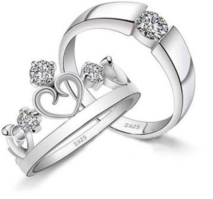 Magic Love Couple Rings For Girls And Boys Best Valentines Day Gift