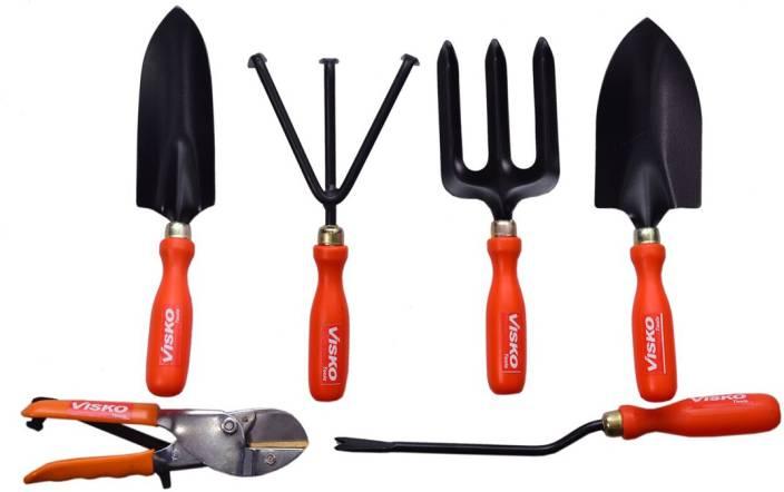 Visko 618 Garden Tool Kit