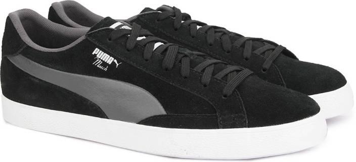 352d3609046 Puma Match Vulc 2 Sneakers For Men - Buy Puma Black-Asphalt Color ...