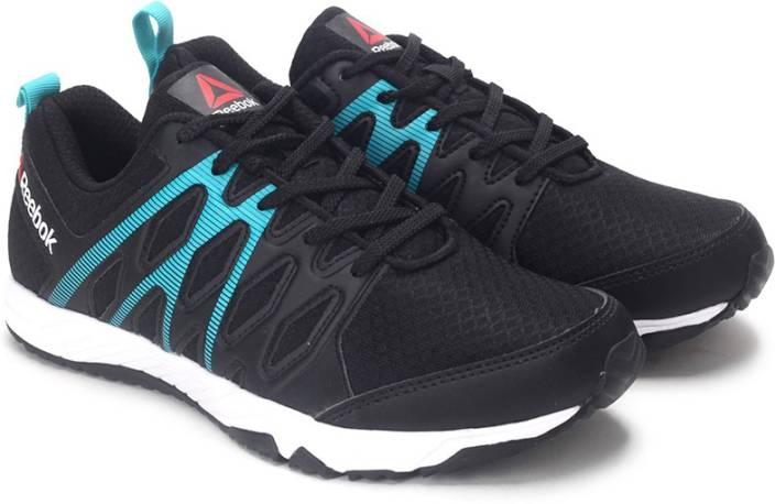 REEBOK ARCADE RUNNER Running Shoes For Women - Buy BLACK SOLID TEAL ... fda6a9232