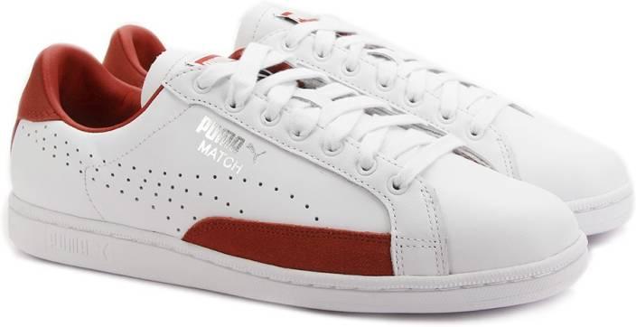 90c9492f5852 Puma Match 74 UPC Sneakers For Men - Buy Puma White-Barbados Cherry ...