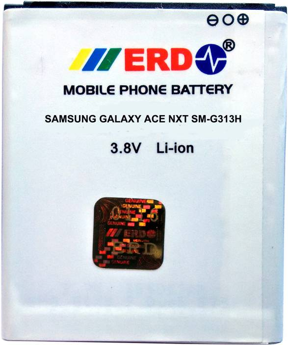 Samsung Mobile Battery For Samsung Galaxy Ace NXT SM-G313H