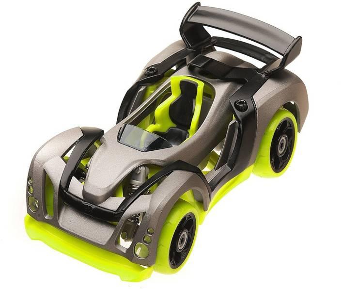 Modarri Modarri T1 Track Car Single - Build Your Car Kit Toy Set - Ultimate Toy Car