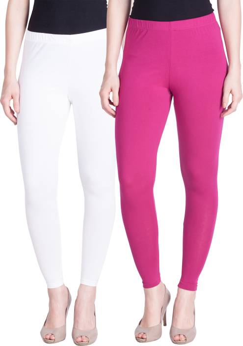 f800075c320c41 Lux Lyra Ankle Length Legging Price in India - Buy Lux Lyra Ankle ...