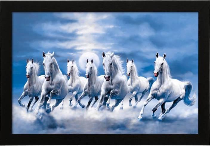 Seven Horse Wallpaper Vastu The Best Horse Of 2018