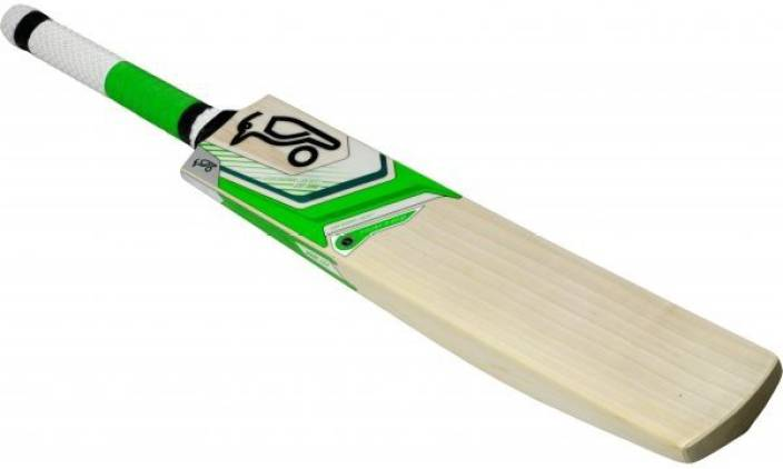 kookaburra kahuna 40 kashmir willow cricket bat - Bat Image