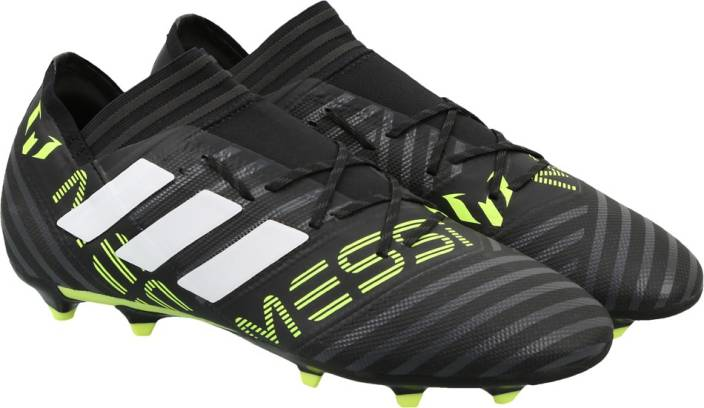 ADIDAS NEMEZIZ MESSI 17.2 FG Football Shoes For Men - Buy CBLACK ... 2eb7b24c0