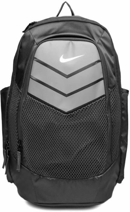 f904f8bafd9c80 Nike VAPOR SPEED 25 L Backpack BLACK, GREY - Price in India ...