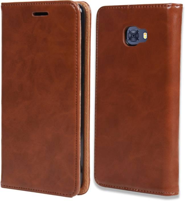 promo code 7512e fe0e3 Jkobi Flip Cover for Samsung Galaxy C7 Pro