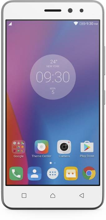 Lenovo K6 Power (Silver, 32 GB)