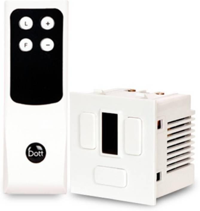 Dott Systems Dott Systems Remote Control Switch Modular 1 Fan 5 One ...