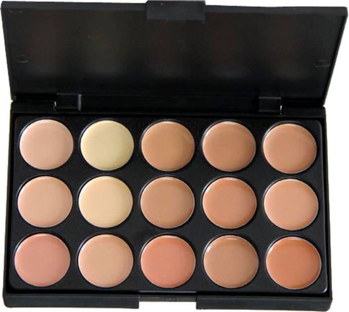M.A.C Face Makeup Foundation Correction Cream Contour Highlight Concealer 15 shades - Price in India, Buy M.A.C Face Makeup Foundation Correction Cream ...