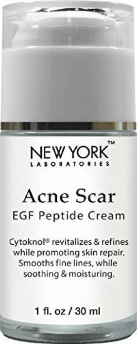 77f58f81 New York Laboratories Acne Scar Removal Cream with EGF Peptide ...