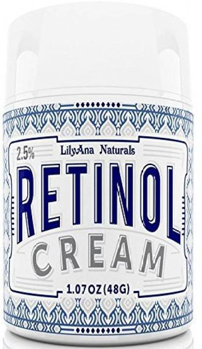 Image result for LilyAna Naturals Retinol Cream Moisturizer