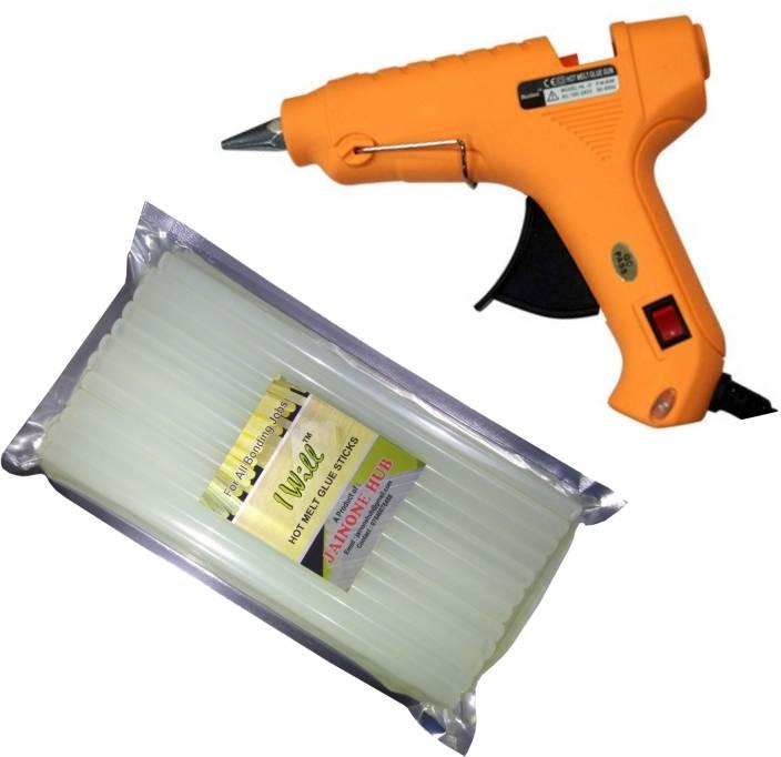 Iwill 60w Hot Melt On Off Switch And 25 Glue Sticks Standard