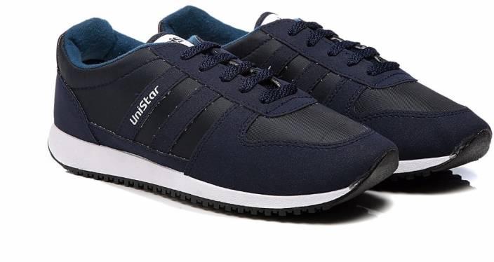 Unistar 33 Jogging (Narrow Toe) Running Shoes For Men