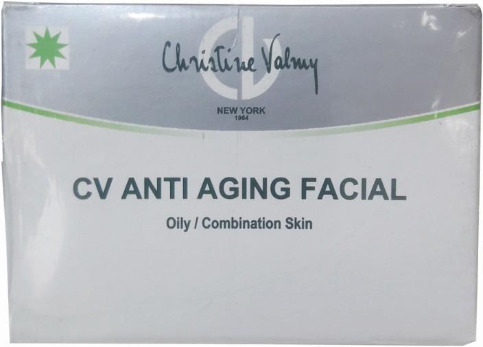 Christine valmy facial