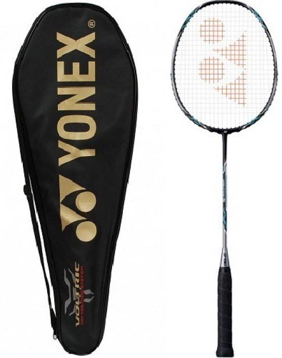 Yonex Voltric 5 Badminton Racquet with full cover G4 Strung