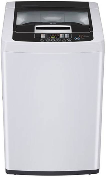 LG 6.2 kg Fully Automatic Top Load Washing Machine White