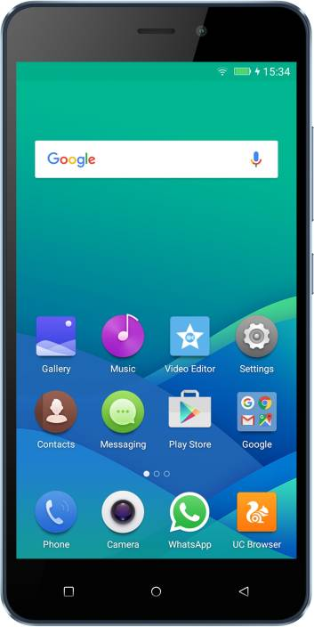 Gionee P7 Max (Grey, 32 GB)